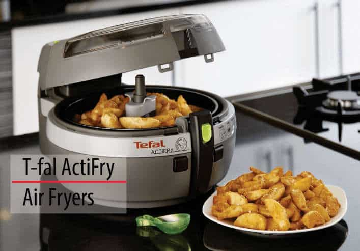 Why you like the T-fal FZ7002 ActiFry