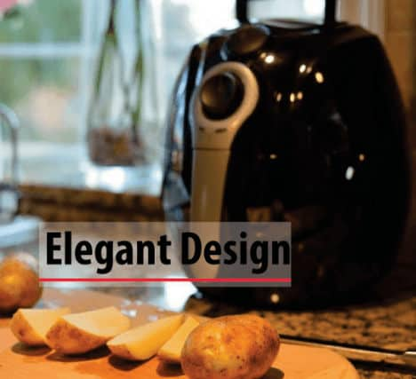 Why you like to get hot air fryer