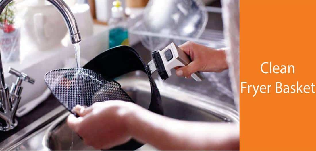 how to clean a turkey fryer