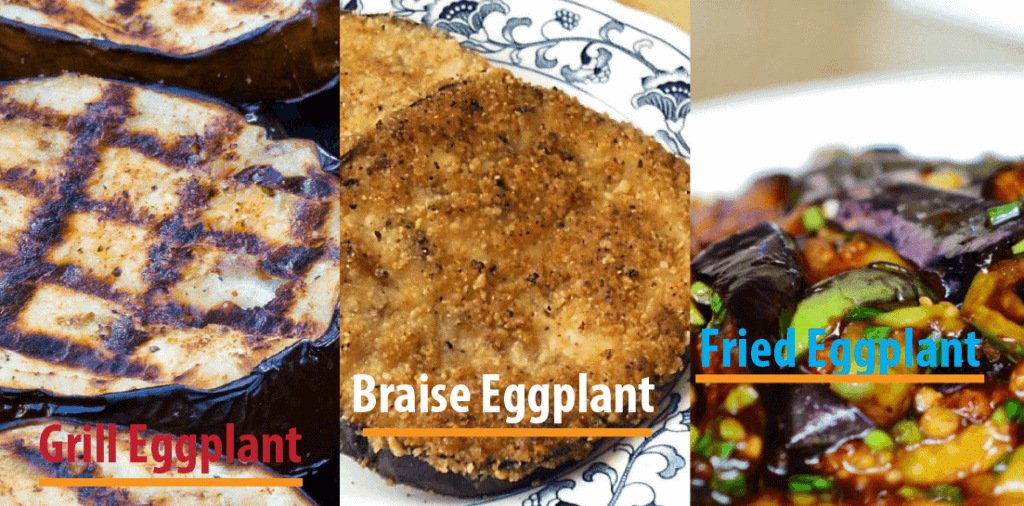 How to Cook Egg Plant