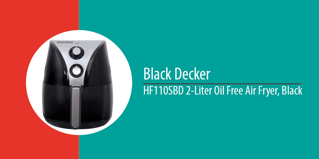 black decker air fryer review