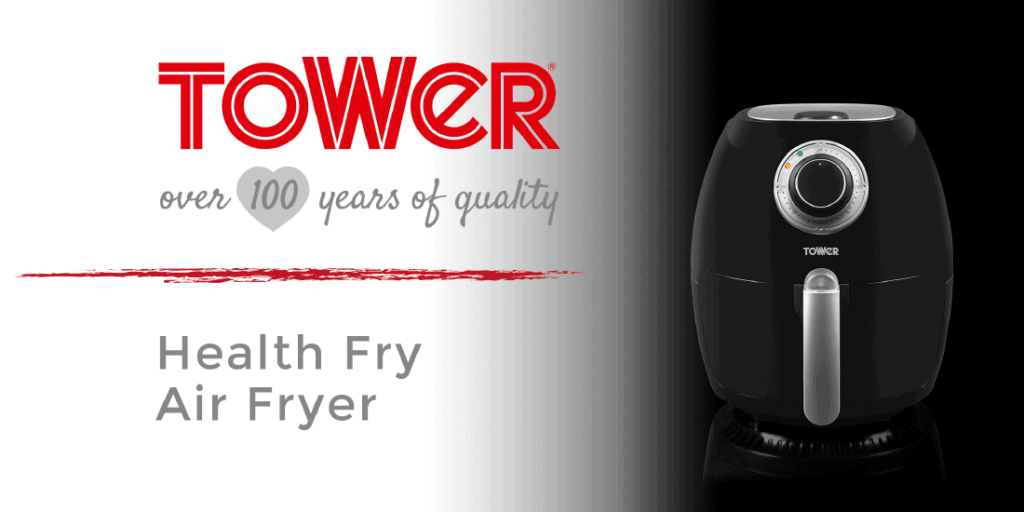 tower low-fat air fryer reviews