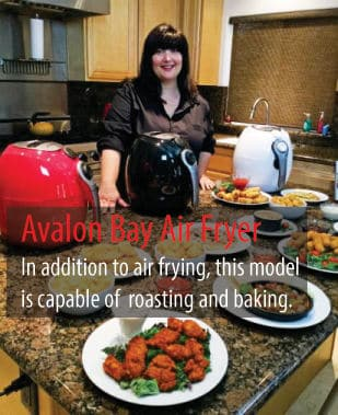Other Avalon Bay AB-Airfryer