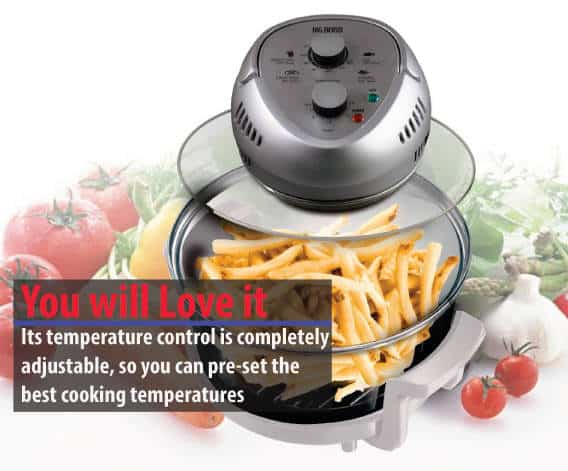 Why Do You Like Big Boss 9063 Air Fryer