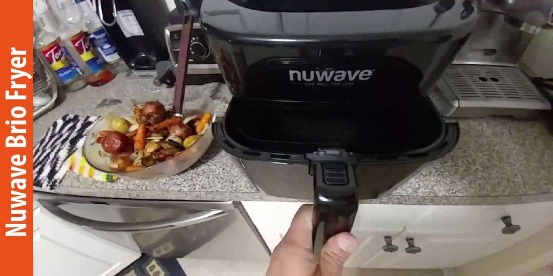 Nuwave Brio Fryer