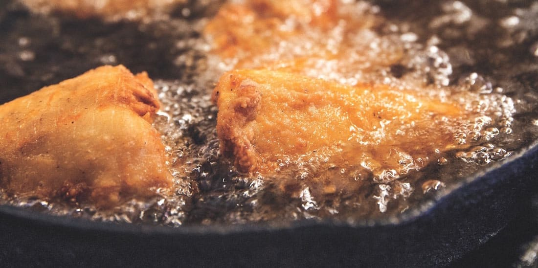 How to Fry Chicken Without Flour