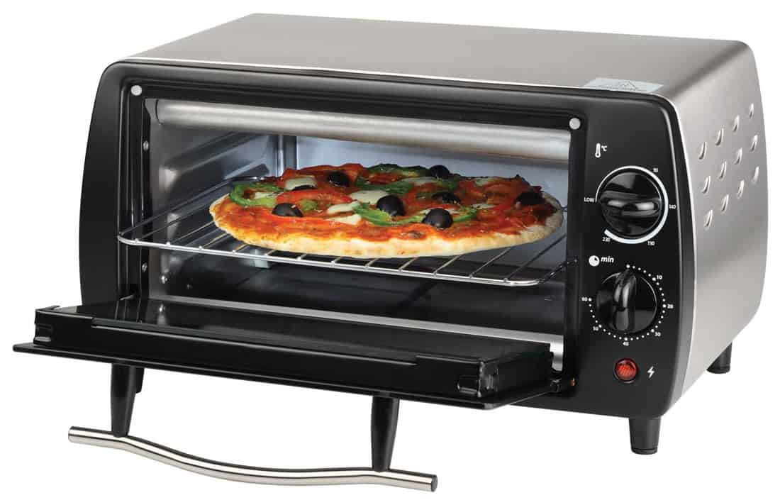 How To Reheat Pizza In The Air Fryer Oven
