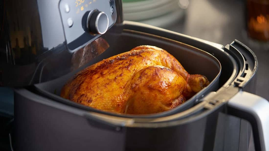 What Size Air fryers Will Cook a Whole Chicken?