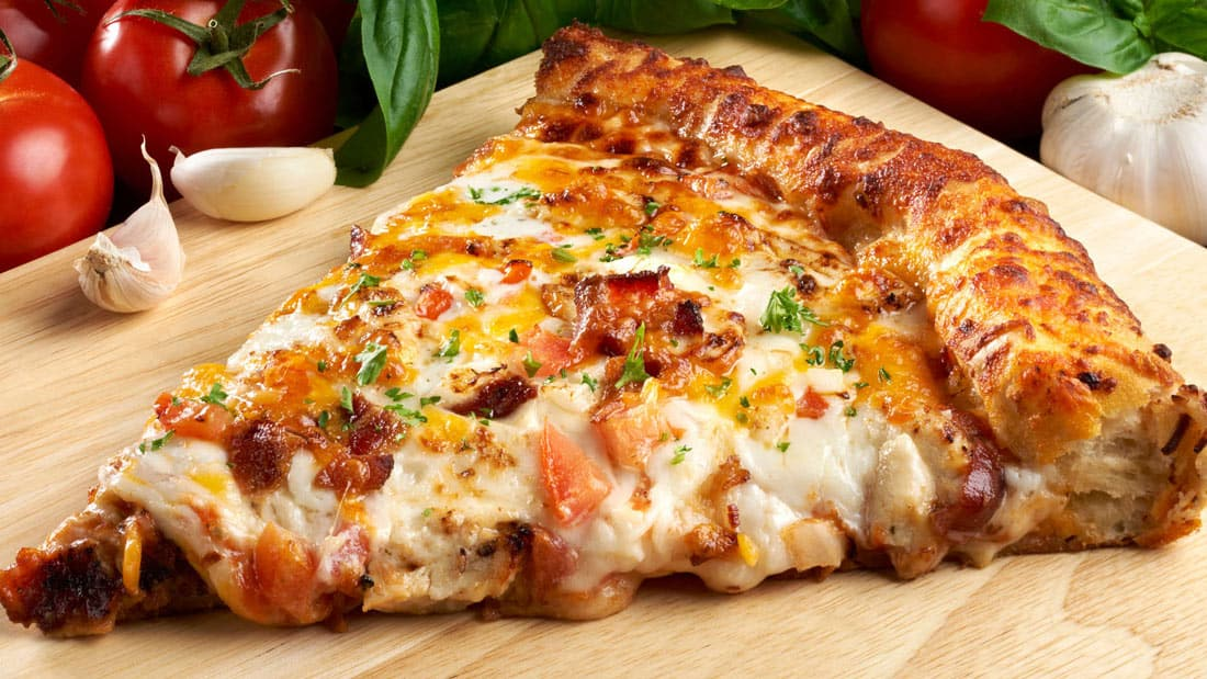 Why You Would Love Reheating Pizza In An Air Fryer