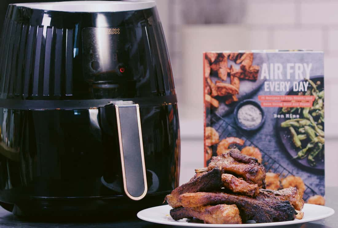 How to Cook Boneless Ribs in an Air Fryer