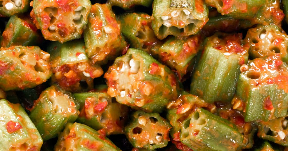 Air Fryer Okra Recipes