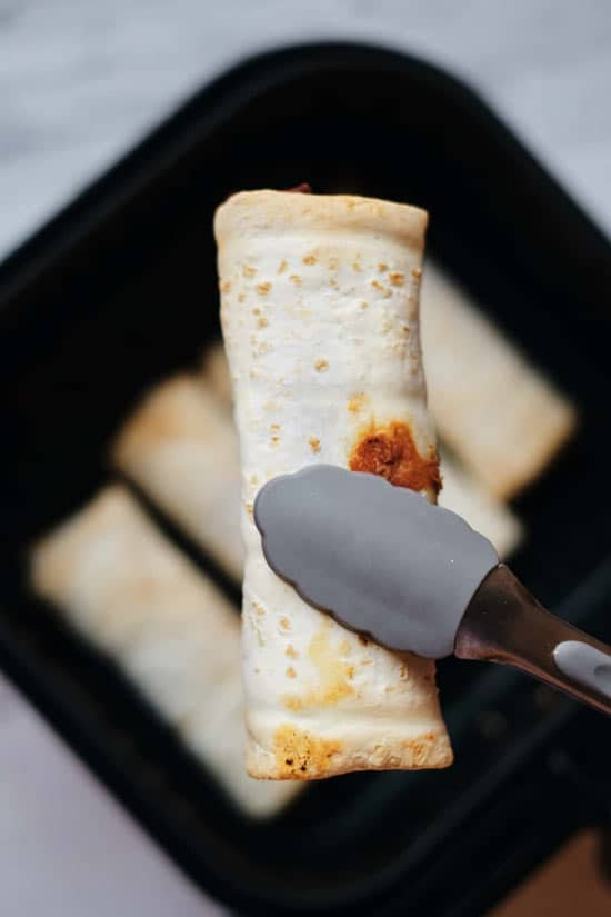Are You Wondering How Long To Cook Frozen Burritos When Using An Air Fryer?