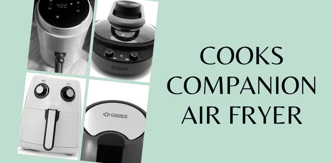 Cooks Companion Air Fryer Review