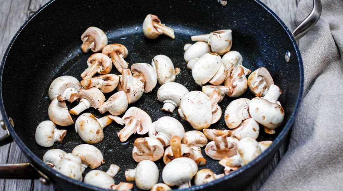 How To Make Deep Fried Mushrooms