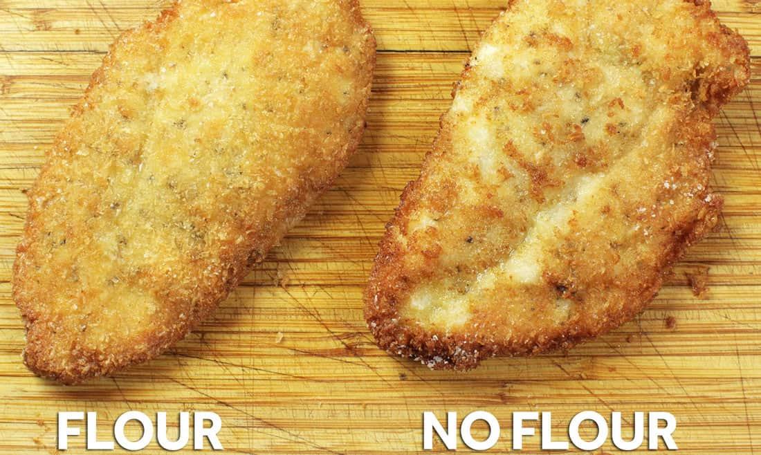 How to Coat Chicken for Frying without Flour
