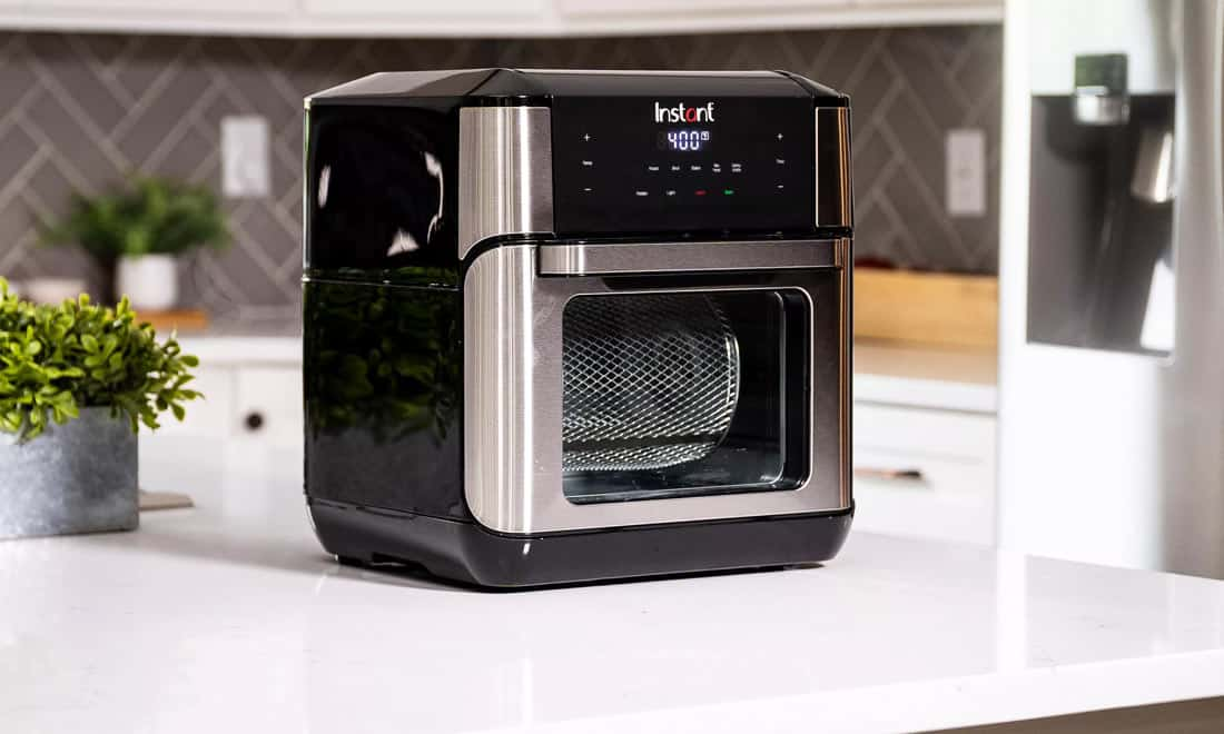 Instant air fryer review
