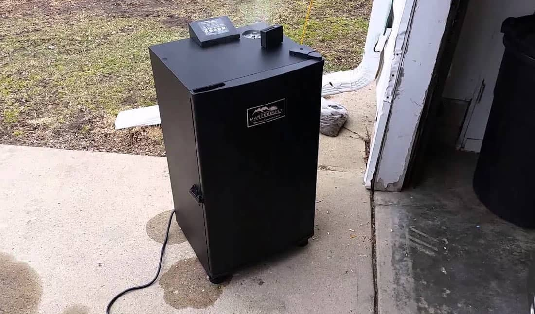 Preseason Your Electric Smoker Before The First Use