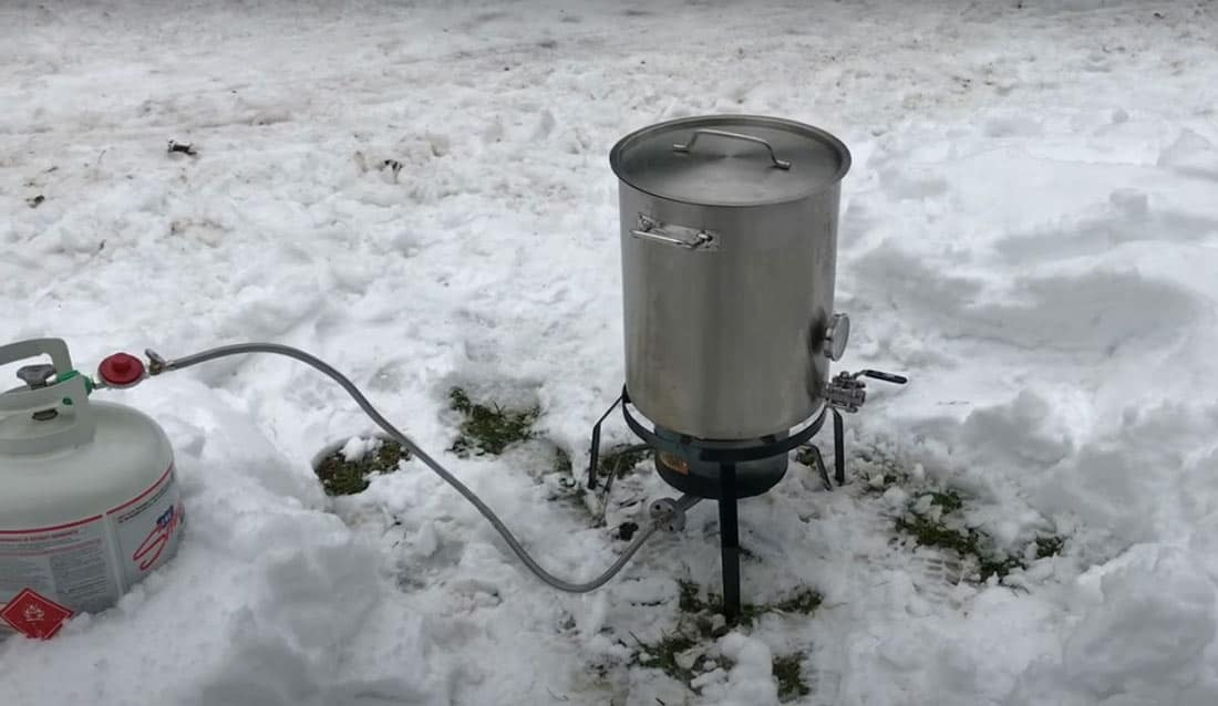 Setting Up Your Deep Fryer