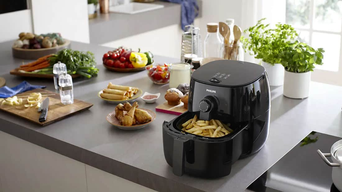 The Brief History Of What Is An Air Fryer