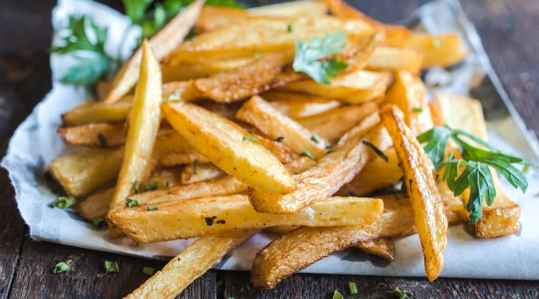 The Nutrition of French Fries