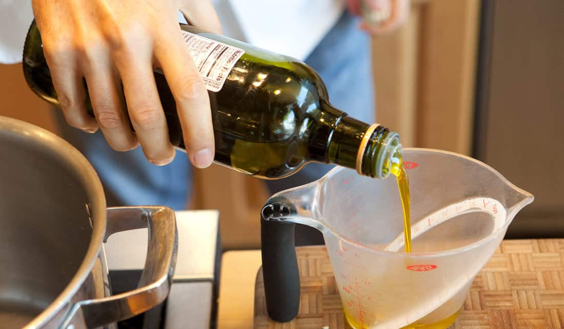The Stability of Cooking Oils is a Key Factor