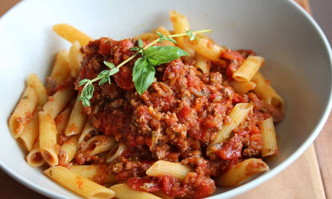 Veal Bolognese Recipe