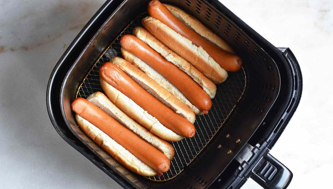 What Equipment To Use To Deep Fry Hot Dogs?