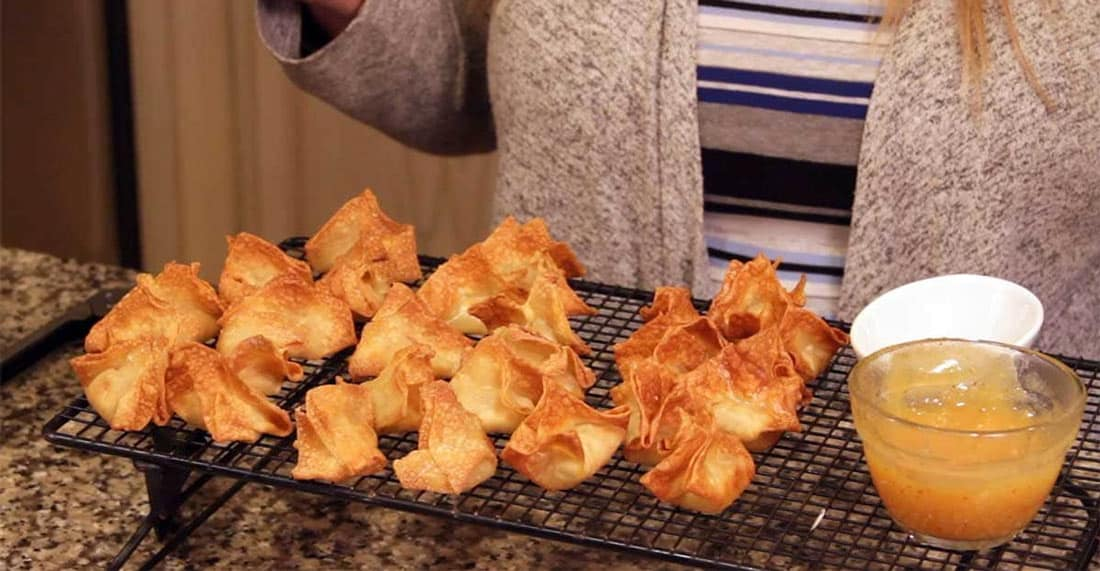 What I Love About Air Fryer Crab Rangoon Recipe?