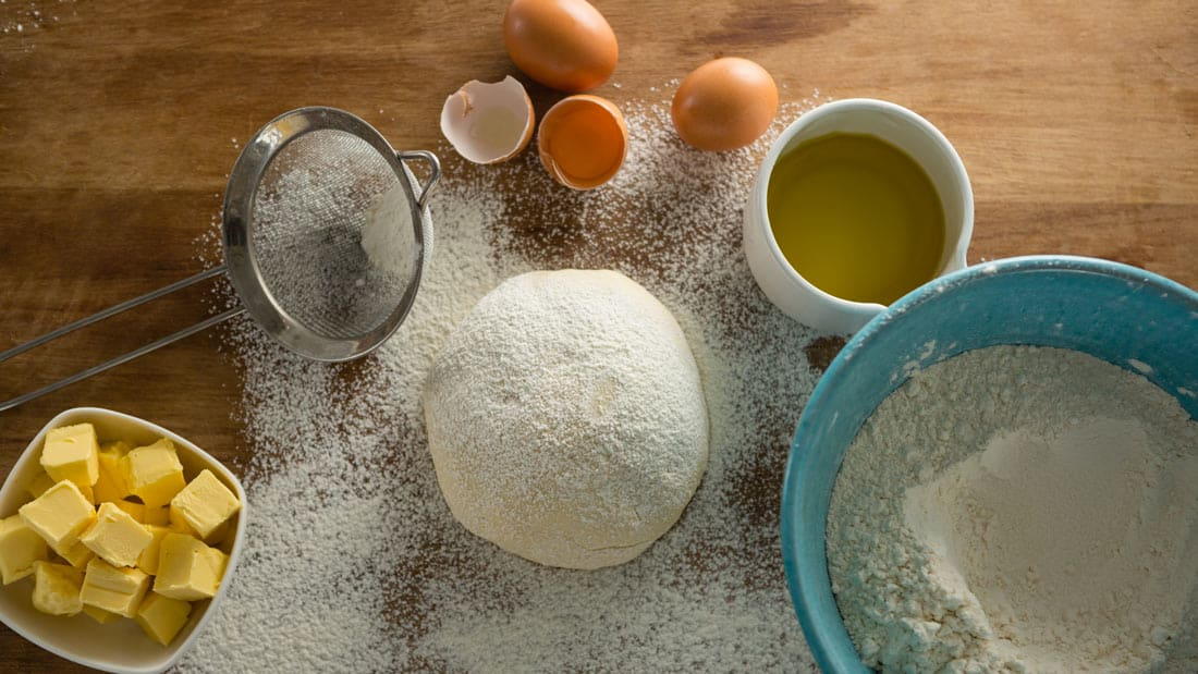 What Flour To Use To Make The Gluten-Free Pizza Rolls