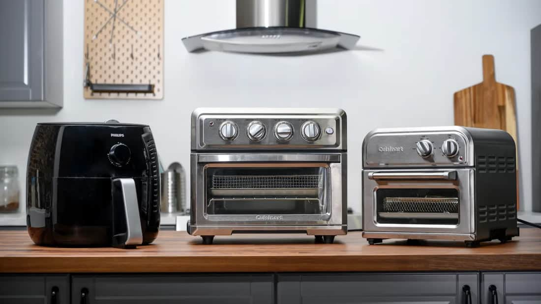 What Is More Useful: An Air Fryer Or Toaster Oven?