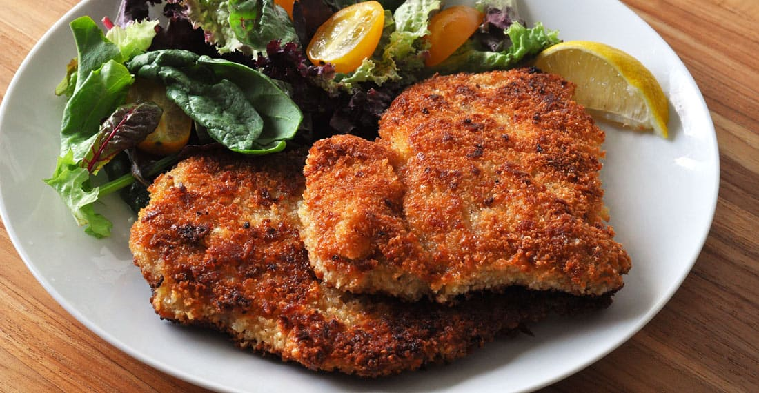 Veal Milanese Recipe expert tips